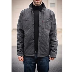 Levi's Jackets & Coats - NWT Levi's 'Soft Shell Wind Jacket' L